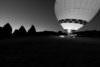 Balão de ar quente, Capadócia